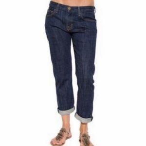 Current/Elliott deadstock boyfriend ankle jeans